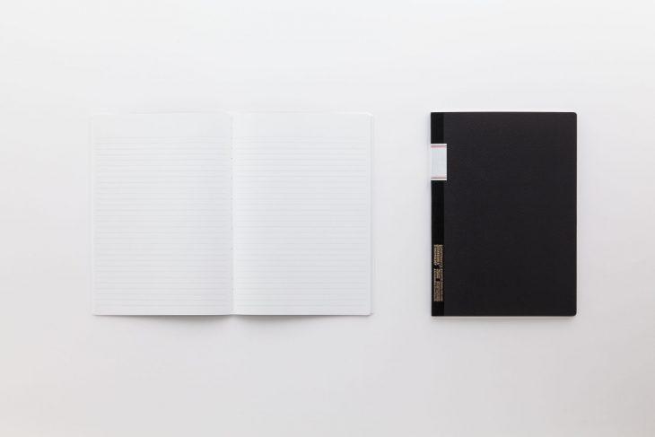 Stalogy Vintage Notebook Black