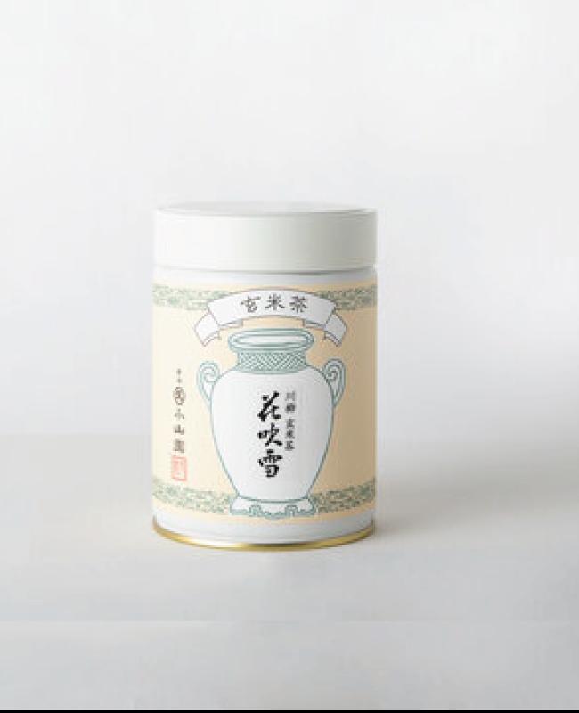 Marukyu Koyamaen Genmaicha Tin