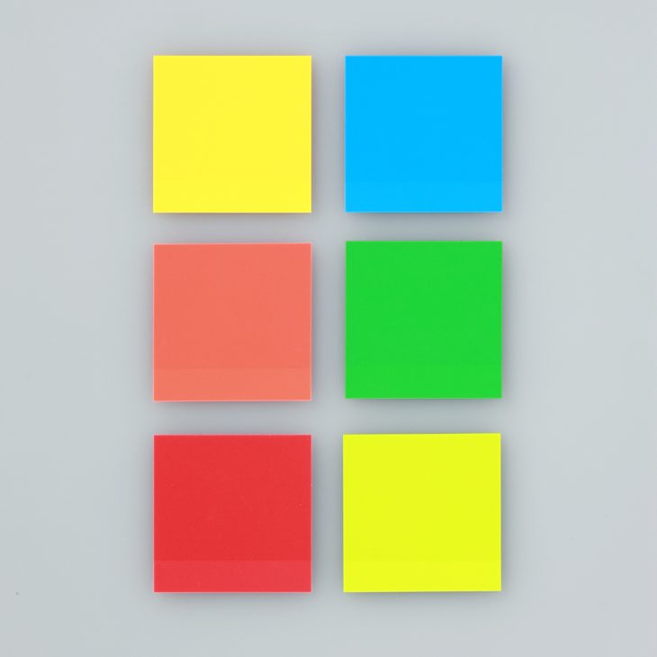 Writable Sticky Notes 50x50