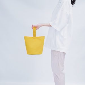 hoop katate yellow
