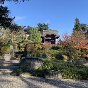 Japanese Garden in Kew