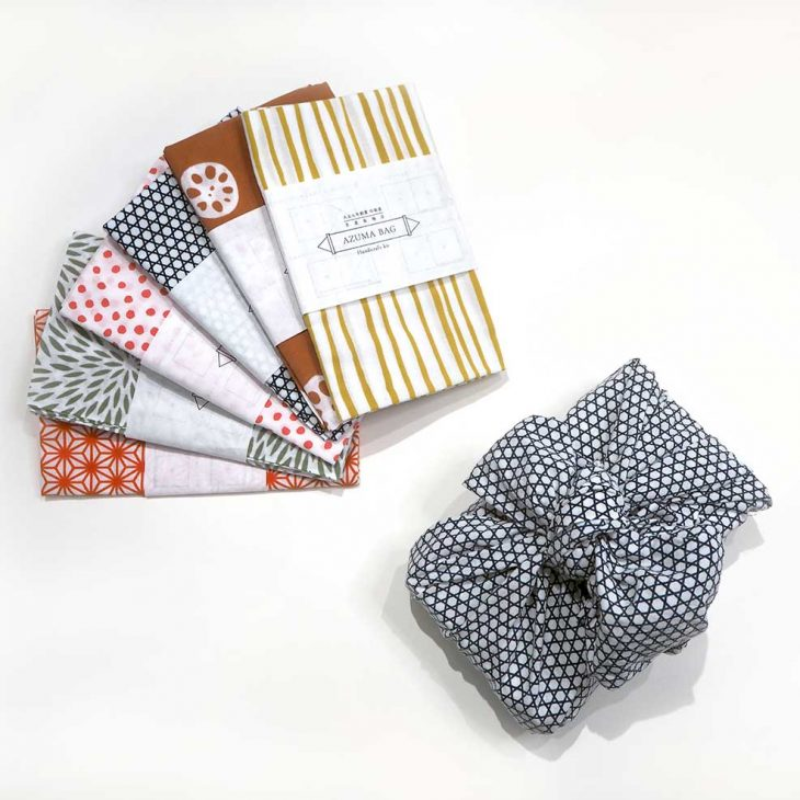 Kyoya Dye House Co. tenugui cloth (Japanese towel and Eco-friendly wrapping)