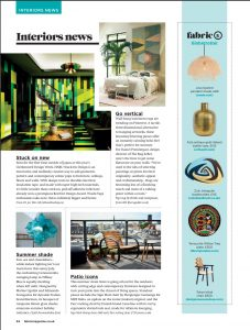 Fabric Magazine 2018 HARU press