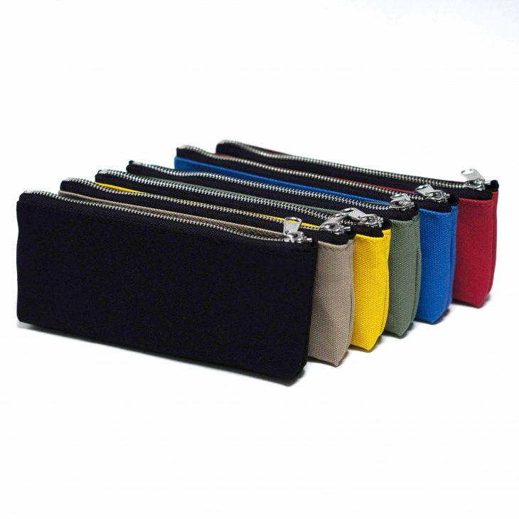 hoop flat pen case