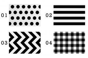 HARU OPP Graphic Geometric