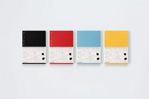 Stalogy Plain Notebooks