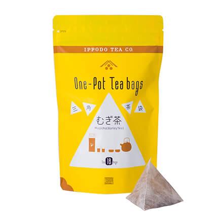 Ippodo Mugicha Barley Tea Package