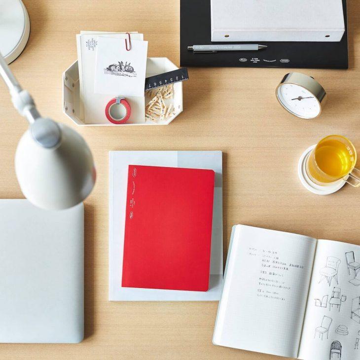 Stalogy A5 1/2 Year Notebook